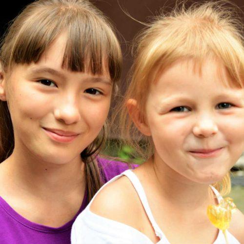 Анна и Карина